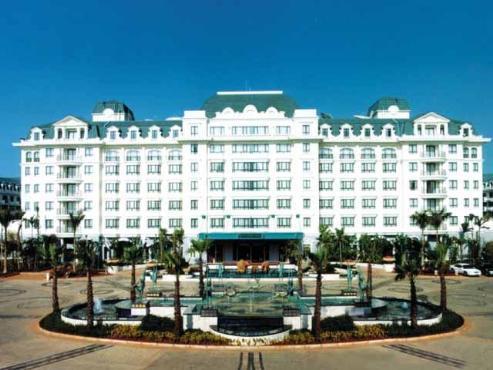 皇冠滨海温泉酒店