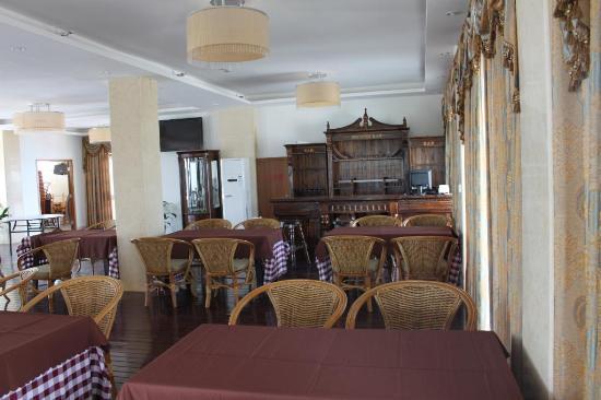 酒店顶楼咖啡厅