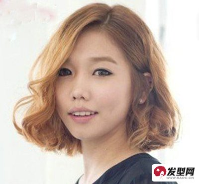 可爱型的是大受mm喜爱哦,今天小编在这就介绍6款2013最新韩式短卷发